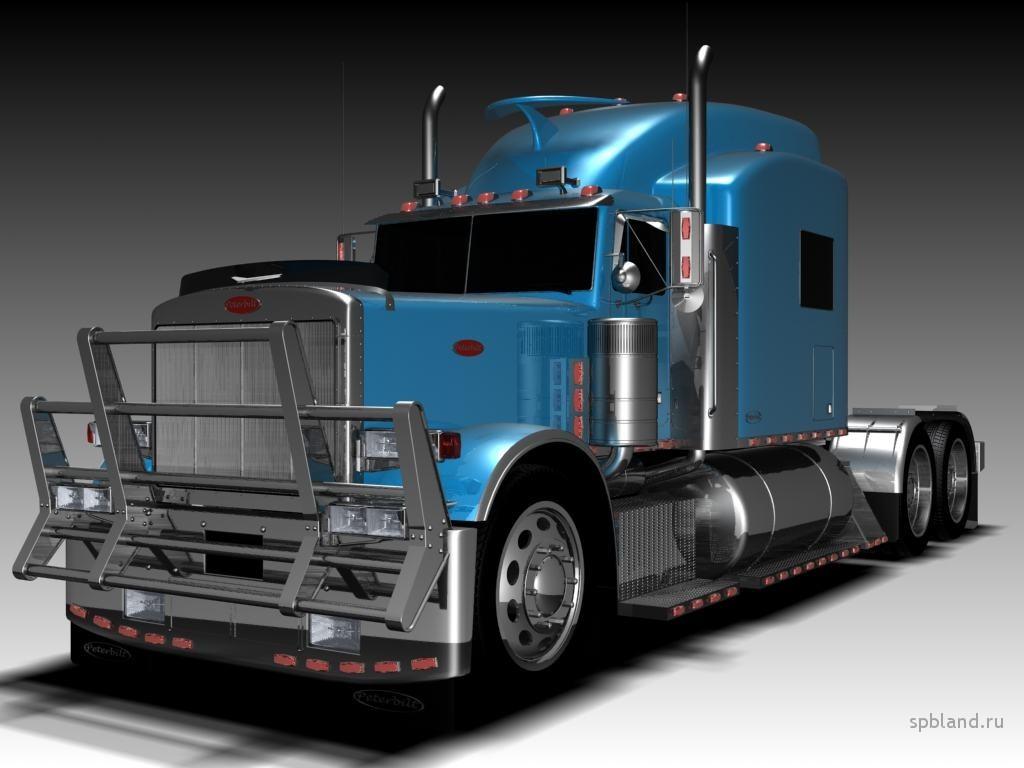 фото грузовики