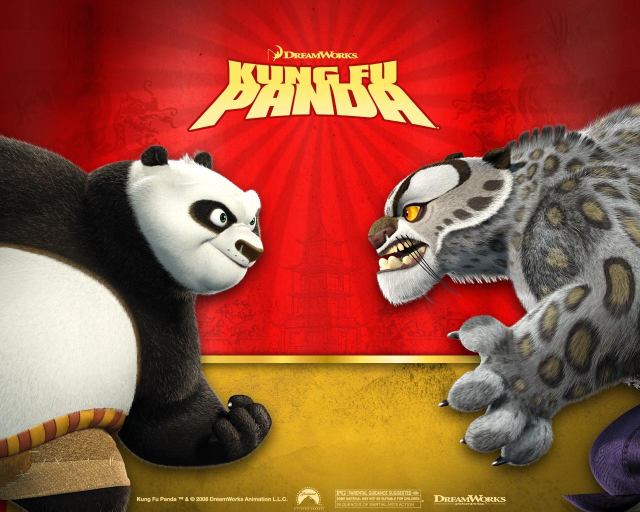 Тигрица ис кунфу панды картинки 21 фотография